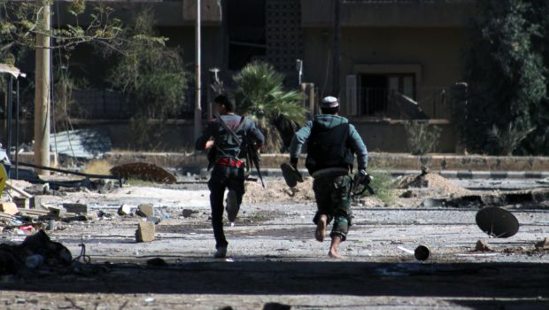 Syria: FSA demand ISIS withdrawal from Azaz and Homs