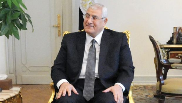 Mansour: Egyptians will not tolerate foreign interference