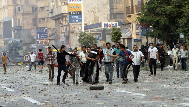 Egypt death toll rises to 53, streets now calm