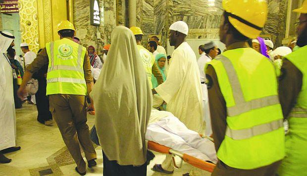 Saudi Arabia steps up security ahead of Hajj