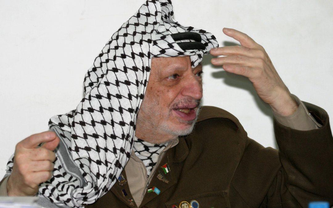 Arafat assassination confirmed, says widow