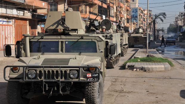 Lebanese army enters Tripoli after sectarian clashes