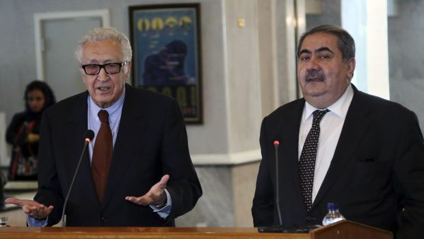 Baghdad backs Syrian peace conference