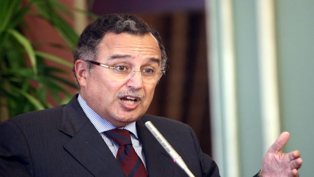 Egyptian foreign minister Nabil Fahmi on African relations