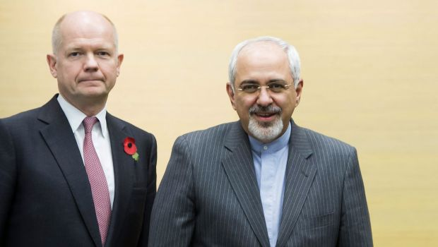 UK's Hague stresses need for momentum on Iran
