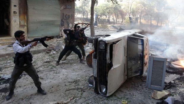 Syria: Islamic Front seeking Islamic state