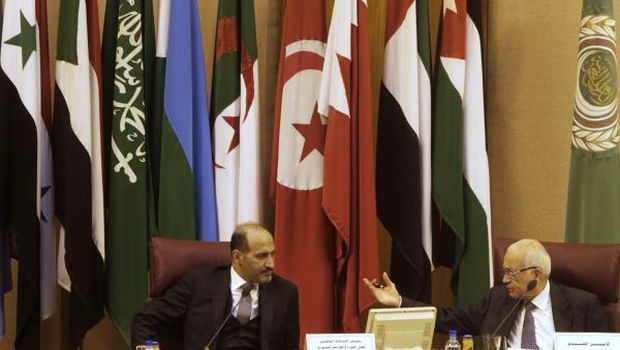 Arab foreign ministers call on Syrian opposition to attend Geneva talks