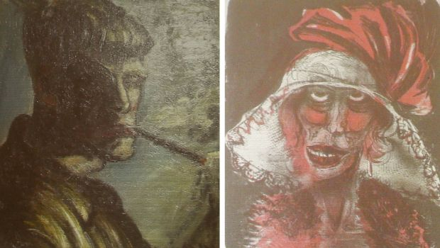 Nazi-looted trove contains lost works by Chagall, Dix