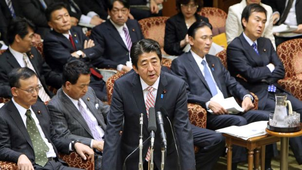 Japan says China's new defense zone unenforceable