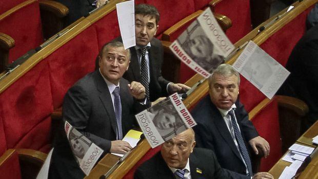 Ukraine parliament fails to break Tymoshenko deadlock