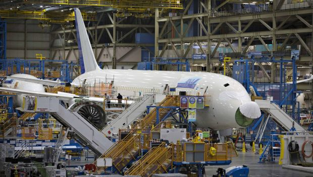 Boeing sees Middle East market of USD 550 bn over 20 years