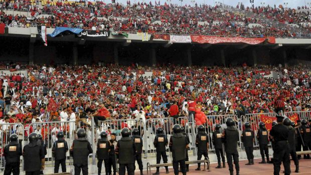 Egypt soccer fans released on bail after riot
