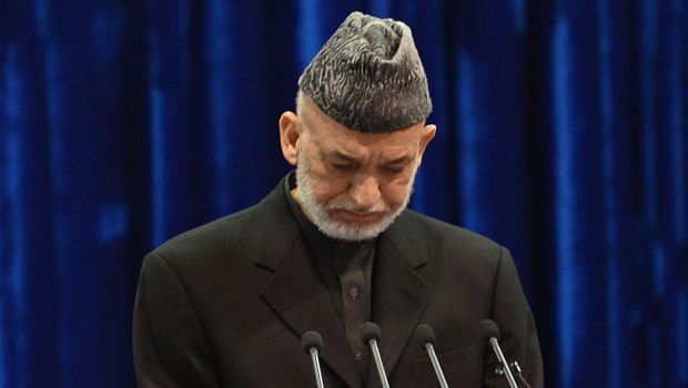 Opinion: Karzai plays hardball with the US
