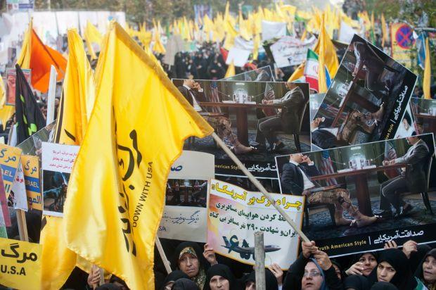 Iran marks US Embassy takeover anniversary