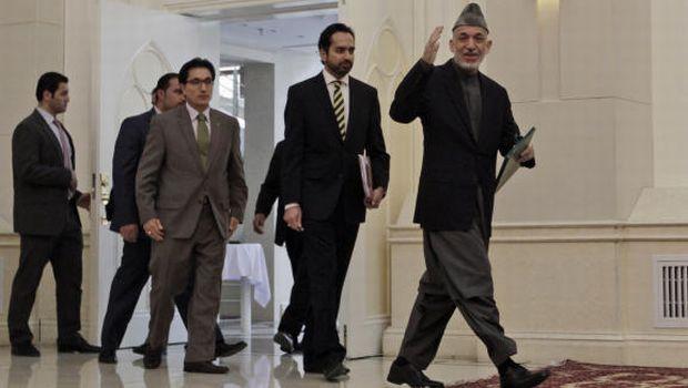 Karzai: US–Afghan pact draft ready for Loya Jirga