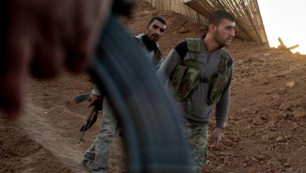 Syrian Kurds' military gains stir unease