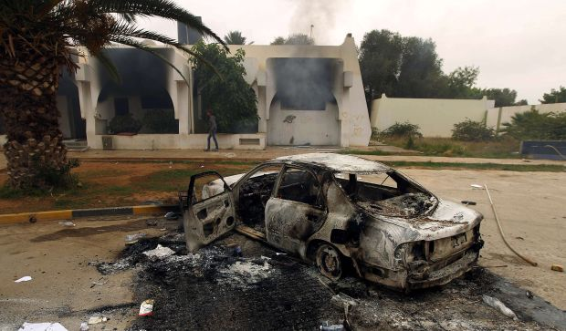 Libya: Military forces Ansar Al-Sharia out of Benghazi