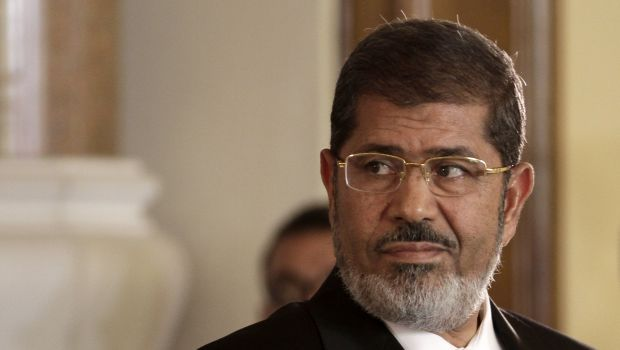 Egypt sends Mursi, others, to trial for international conspiracy