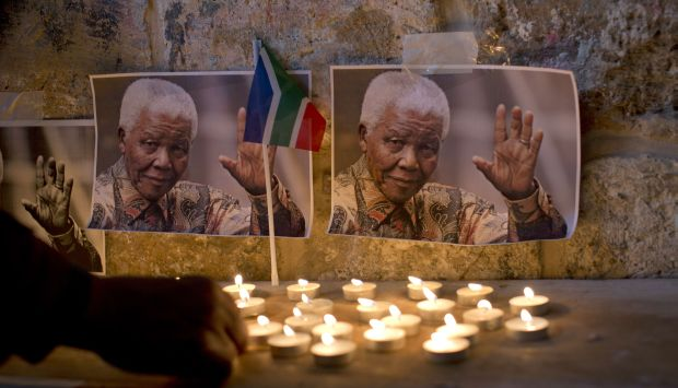 Opinion: Goodbye, Mandela