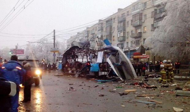 Russia says identifies bombers, arrests two in Volgograd blasts