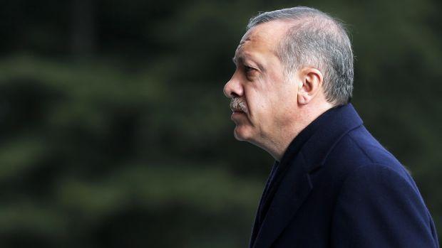 Erdoğan rallies Turks to thwart 'plot' against nation's success
