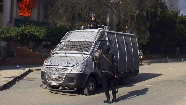 Egyptian government seizes Brotherhood assets