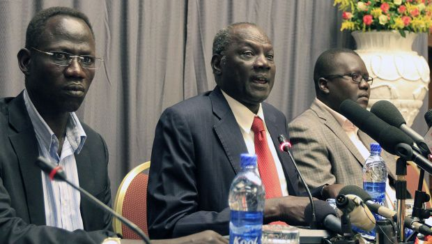 First real peace talks for South Sudan begin