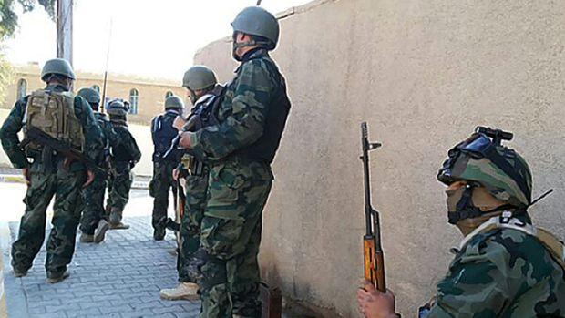 Iraq: Army imposes curfew on Ramadi, launches offensive