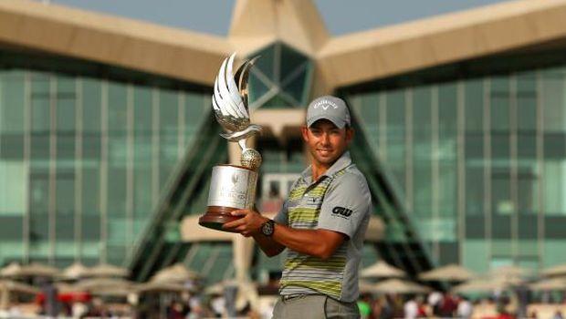 Golf: Larrazabal holds nerve to win Abu Dhabi Championship