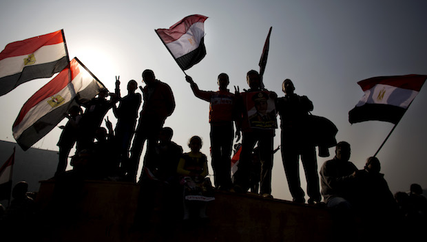 Divided Egypt marks 3rd anniversary of uprising