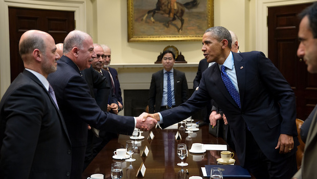 Iraq Speaker's visit to US prompts controversy at home