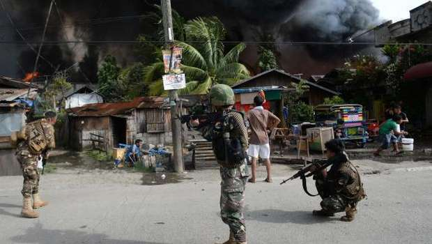 Philippines, Muslim rebels hope to sign pact soon