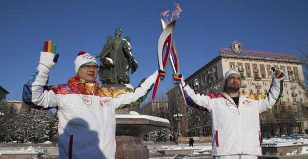 Militant Islamist video threatens Winter Olympics