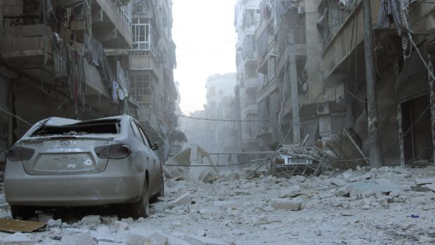 Syrian war wreaks overwhelming damage on cities, says UN