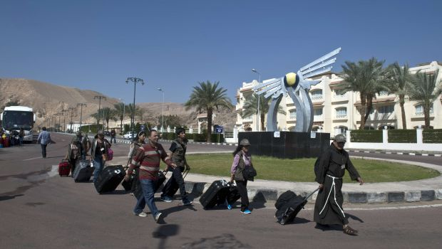 British foreign ministry warns against Sinai travel