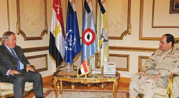Sources: Sisi refuses to discuss presidential campaign until he retires from military