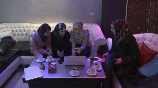 Palestinian women make strides in tech