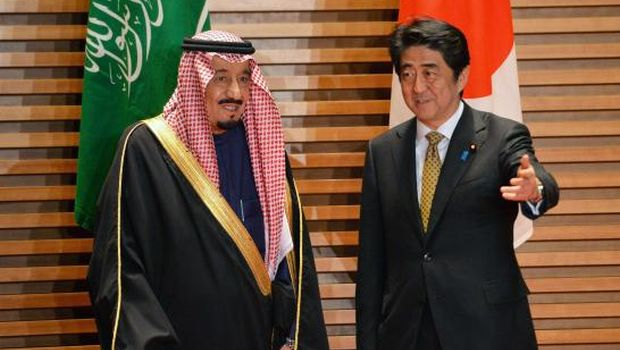 Japan sees 'paradigm shift' in relationship with Saudi Arabia, say diplomats