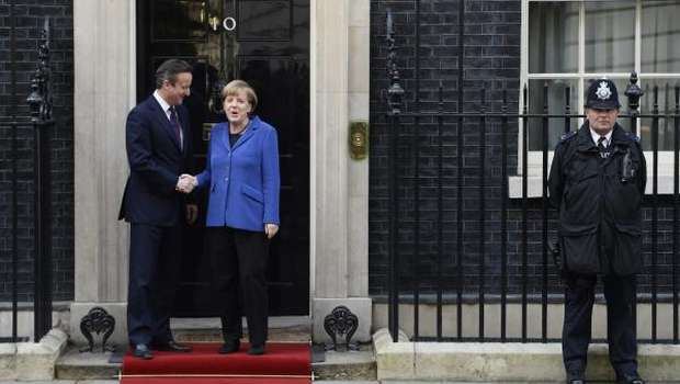 Germany's Merkel to Cameron: I can't satisfy all Britain's EU wishes