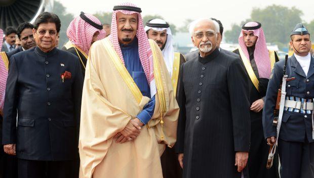 Crown Prince Salman affirms Saudi–Indian ties
