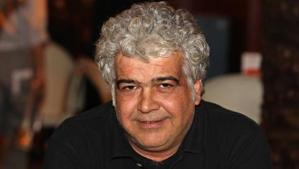 File photo of Syrian writer Khaled Khalifa. (Courtesy of the writer.)
