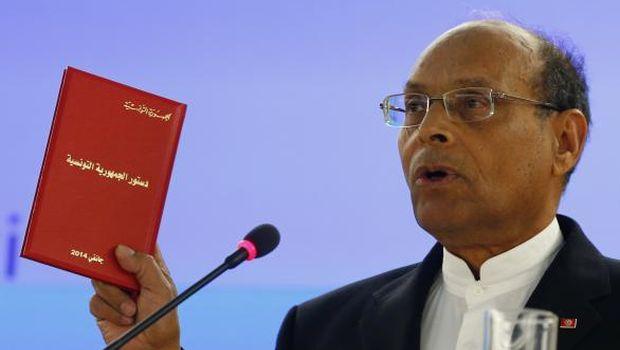 Marzouki: Tunisia first democracy in the Arab world