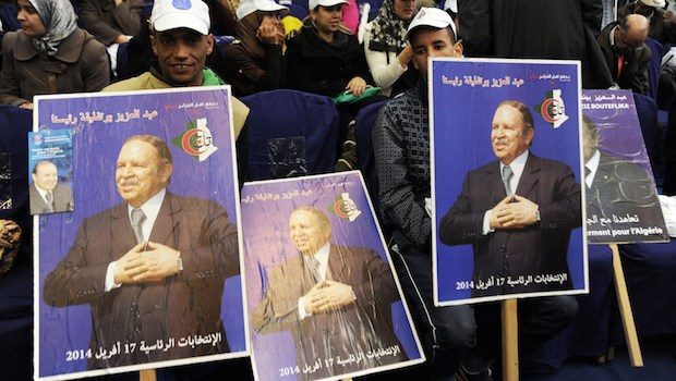 Algeria: Presidential race dominated by Bouteflika health worries