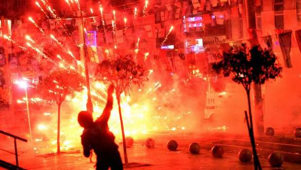 Death of Turkish boy hurt in protests rekindles unrest across country