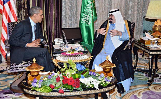 Obama's trip to Saudi Arabia highlights 'enduring ties'