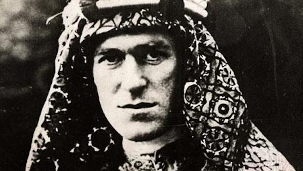 Sotheby's to auction map drawn by Lawrence of Arabia