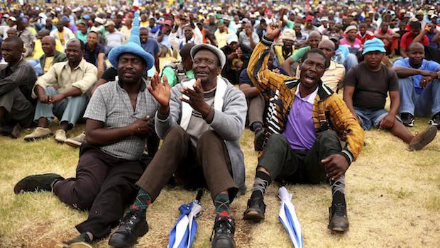 South Africa mediator to resume talks with striking platinum union