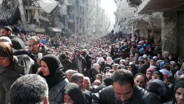 Opinion: The normalization of Syria's tragedy