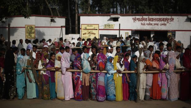 India holds biggest day of voting with Hindu nationalists gaining strength