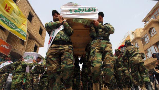 Attacks kill at least 6 in Baghdad